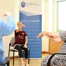 occupational therapists work with geriatric patients