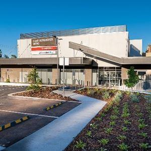 Toowoomba emergency entrance