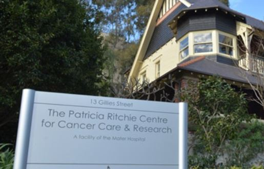 The Patricia Ritchie Centre for Cancer Care and Research