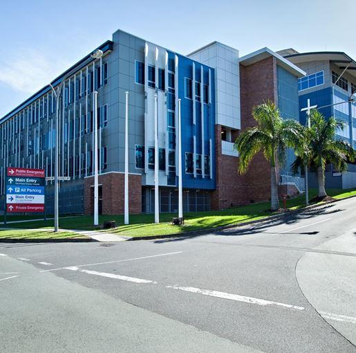 St Vincent's Private Northside Building