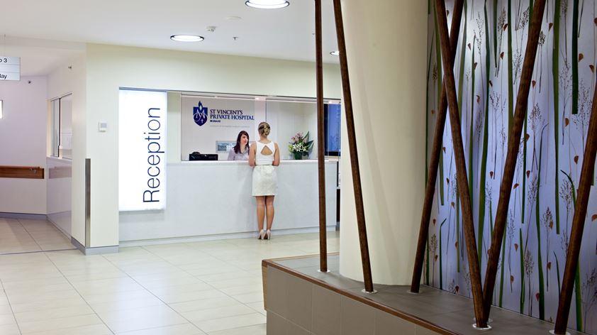 Brisbane Reception