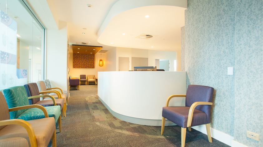 Northside Breast Centre Reception