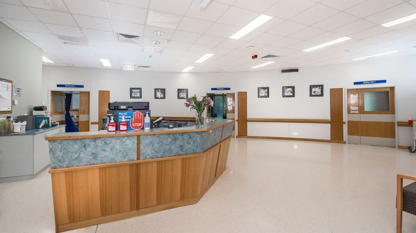 Toowoomba Birth Suite Foyer