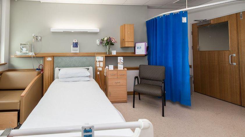 Toowoomba Patient Room