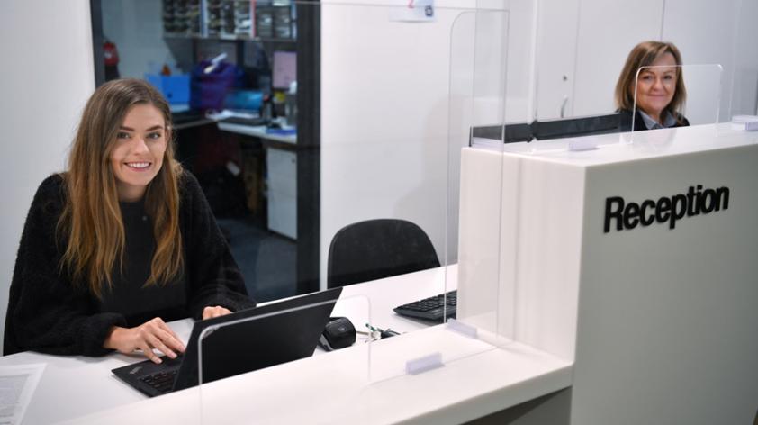 Werribee Consulting Suites Reception