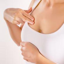 Breast stock image